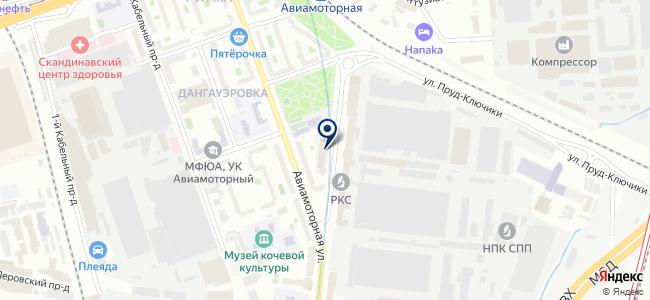 Сфера СМД, ООО на карте