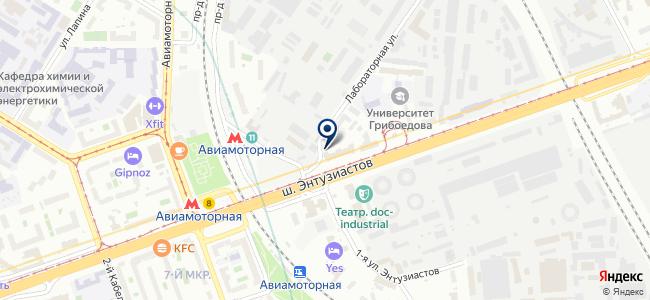 Элтеком Инжиниринг, ООО на карте