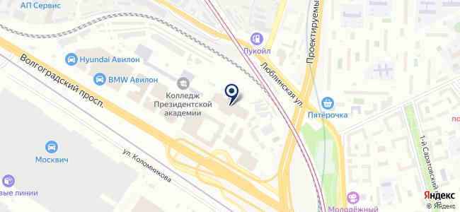 2А-Автоматизация на карте