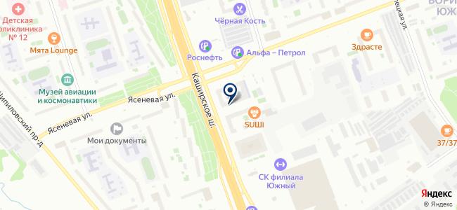 Ньюматикс на карте