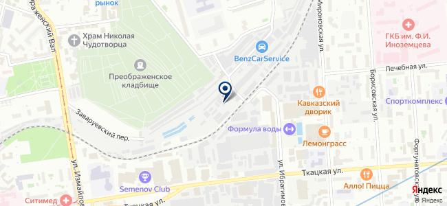 ЦентрОптТорг, ООО на карте