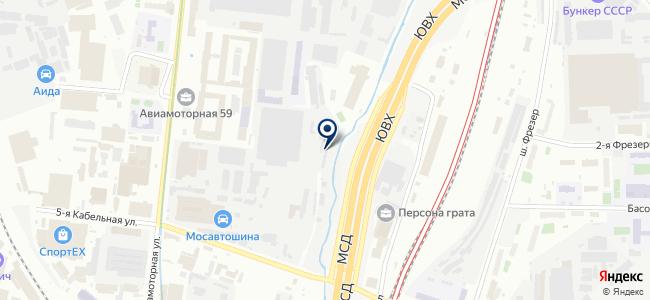 Белпромсвет на карте
