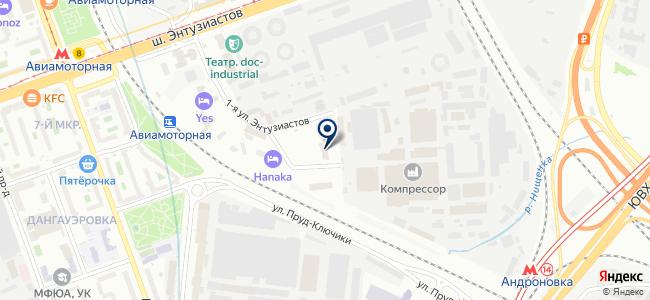 Оптовые базы на карте