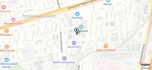 МикроКлимат на карте