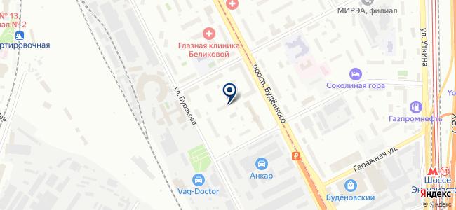 Дистанция на карте