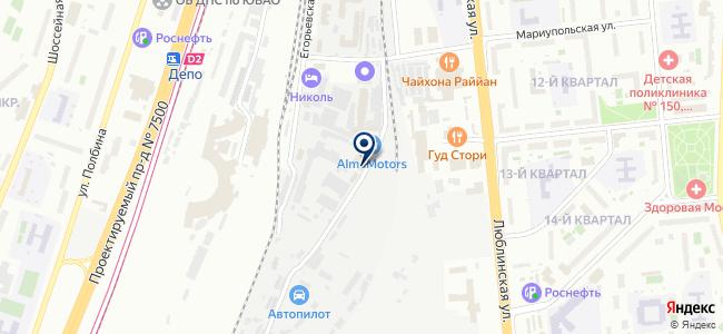 Завод электромонтажных изделий, ООО на карте