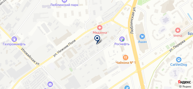 SVAR.RU на карте