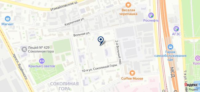 160-й Электромеханический завод на карте