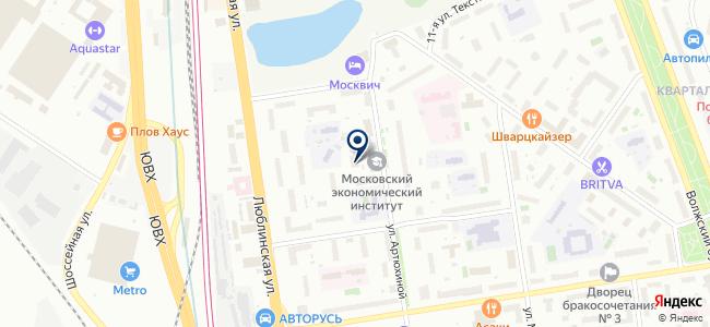 Энетон, ООО на карте