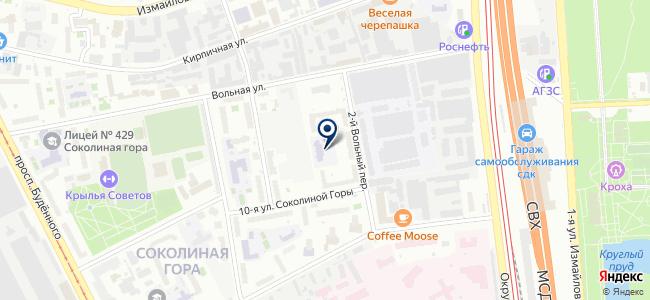 Электропрофит, ООО на карте