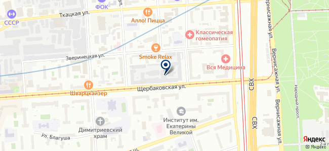 ОПТЭЛ на карте