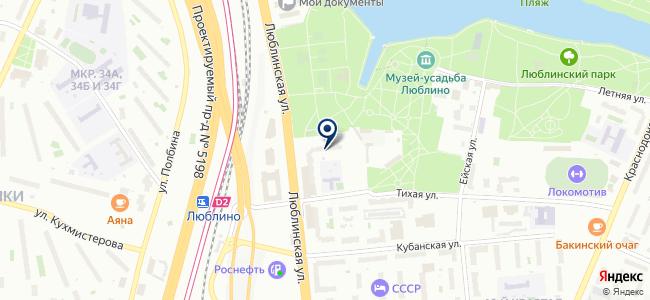 ГеоНавигация на карте