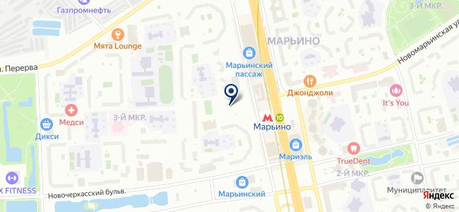 Store-Style на карте