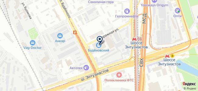 Магазин кабелей на карте