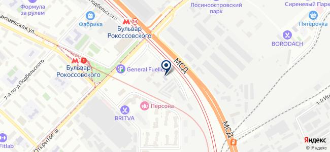 Экожилстрой, ООО на карте