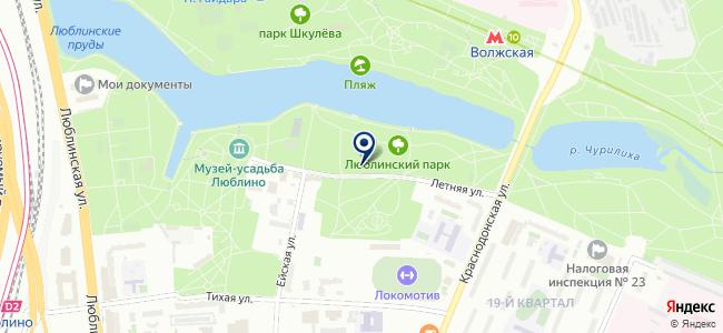 ТЭМ Комплект на карте