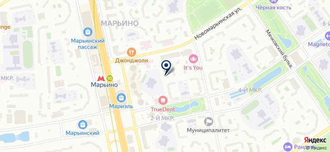 Сети и Системы, ООО на карте
