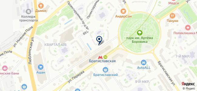 Симтех, ООО на карте