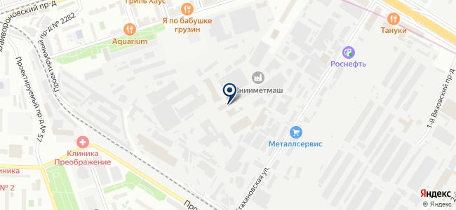 Промэнерго Автоматика на карте