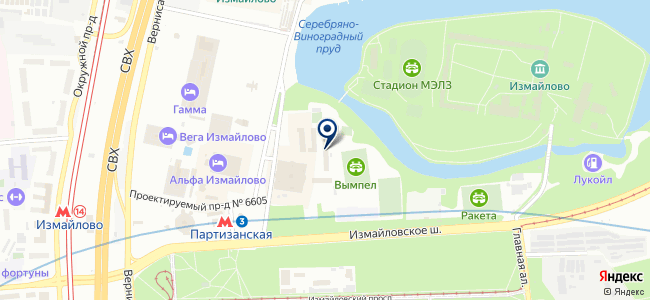 Стройэлектро на карте
