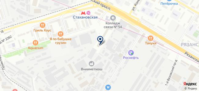 Binatone на карте