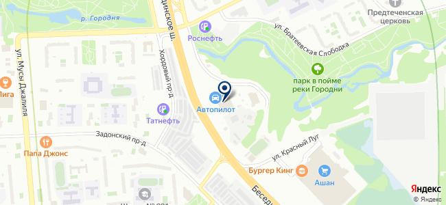 Тринити Центр на карте