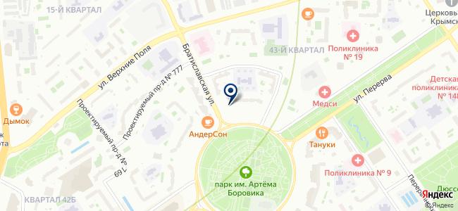 Монтажстройлизинг на карте