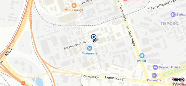 ИНТРОН ПЛЮС на карте