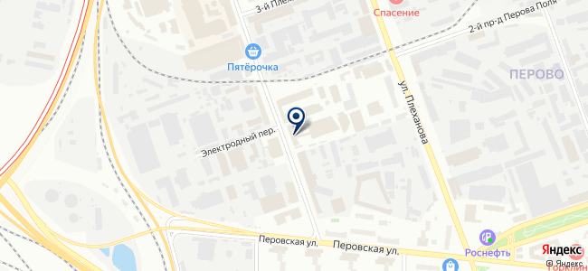 GE Telecom на карте