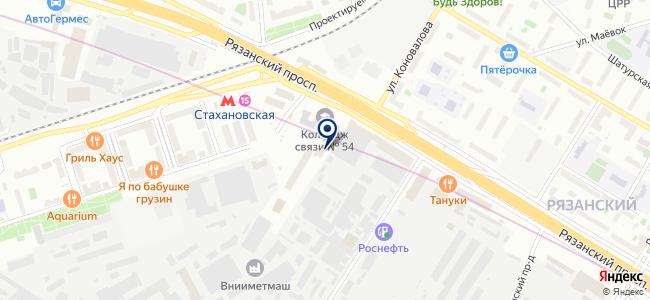 Айсенс, ООО на карте