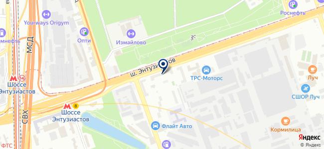 Сетькомплект, ООО на карте