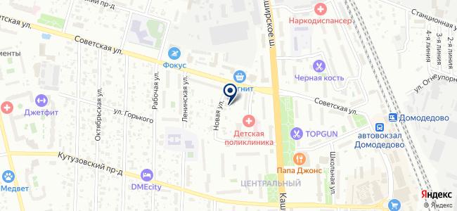 Квинсистрой, ООО на карте