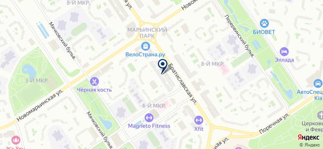 ЭНЕРГОНАДЗОР на карте