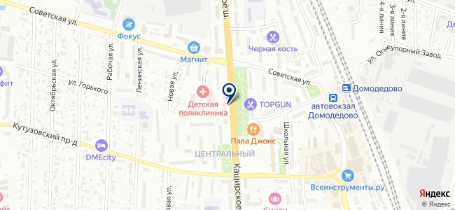 ЭЛДОМ на карте