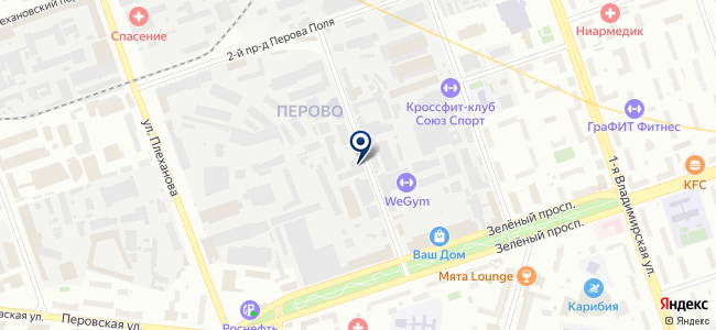 Родник-электро, ООО на карте