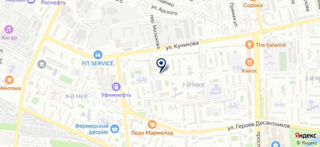 Компания Юг-2, ООО на карте