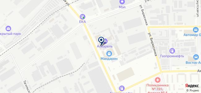 Гелио-Люкс на карте