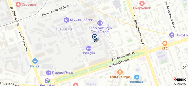 Эльстер-Инстромет, ООО на карте