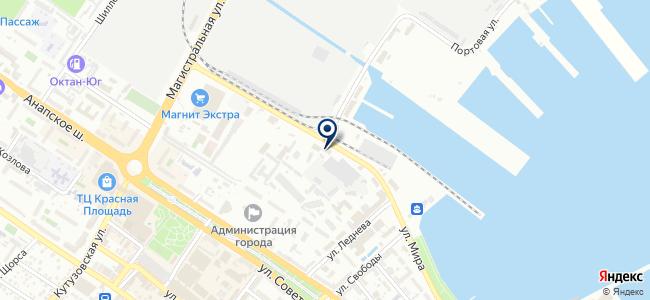 Авто-SPA на карте