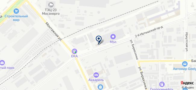 Партнер-Электро на карте