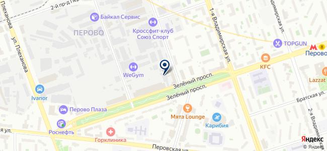 Связь Инжиниринг П, ЗАО на карте