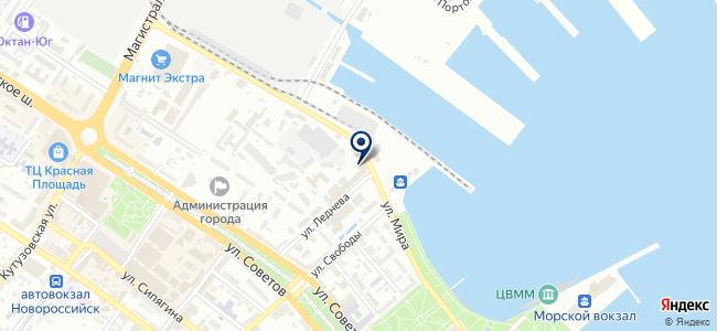 Энергетика плюс, ООО на карте