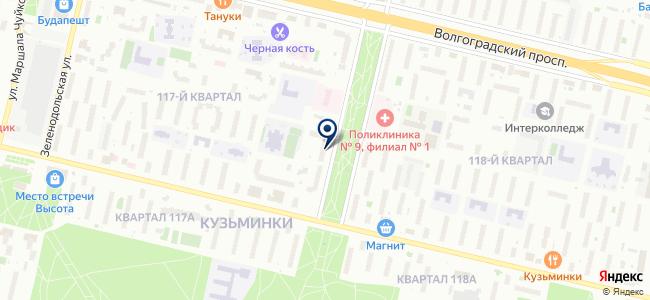 ПромЭнергоСеть, ООО на карте