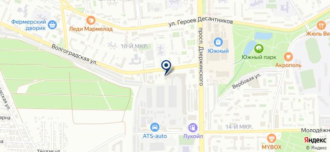 Центр бухгалтерских услуг, ООО на карте