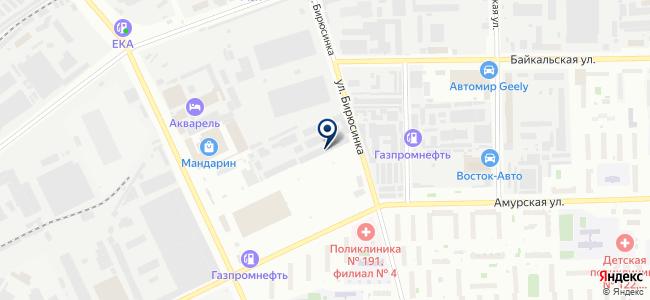 Спецкабель, ООО на карте