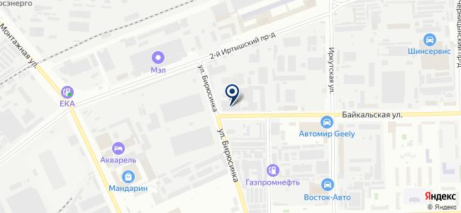 Bartolini.ru на карте