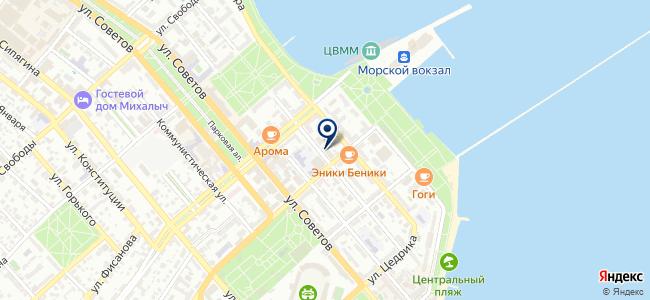 Элтранс на карте