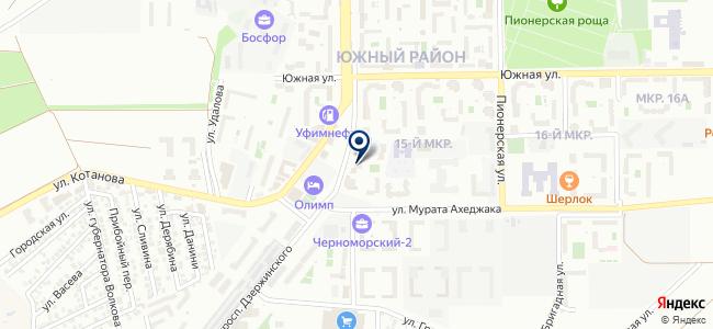 Теплосервис-С на карте