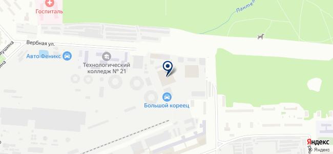 Группа Компаний НИМАЛ, ООО на карте