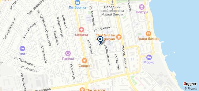 ТехноСтрой, ООО на карте